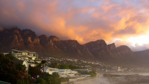 """Picture of Camps Bay :15 ooo Rand, Living in Cape Town : priceless"""