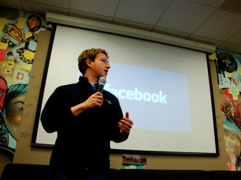 Experimentation: Mark Zuckerberg, Facebook