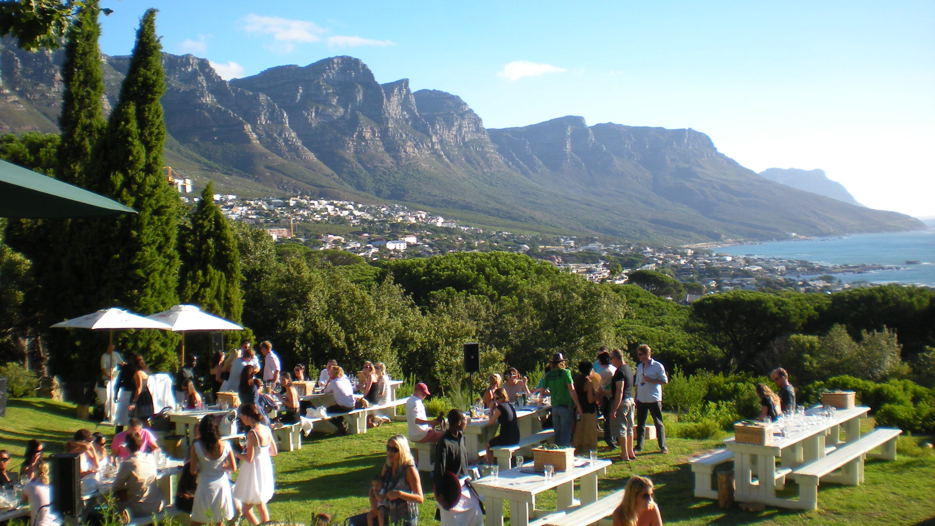 Chilled Sunset Grooves The Roundhouse Cape Town